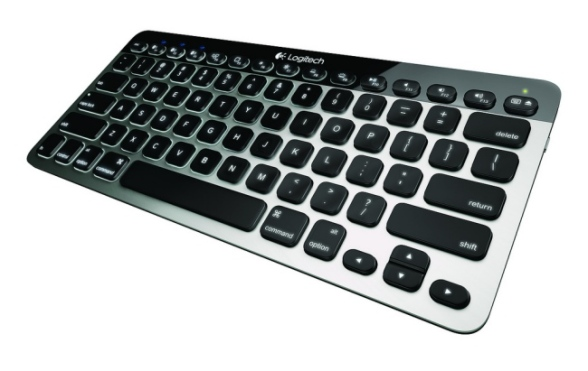 Logitech Bluetooth Easy-Schich teclado Mac