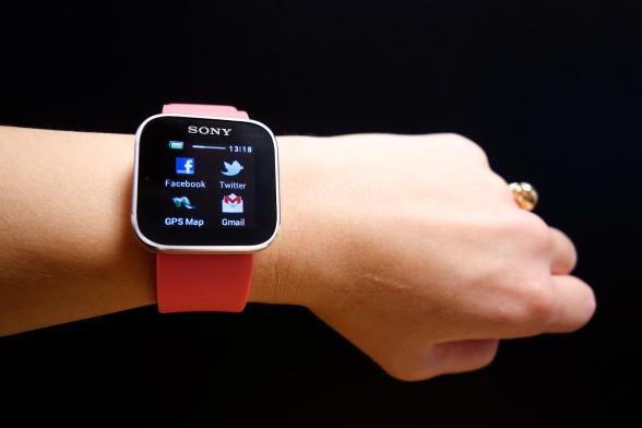 sony-smartwatch-klocka