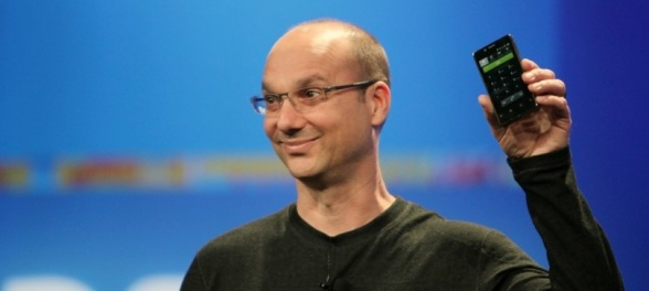 Inventor de Android
